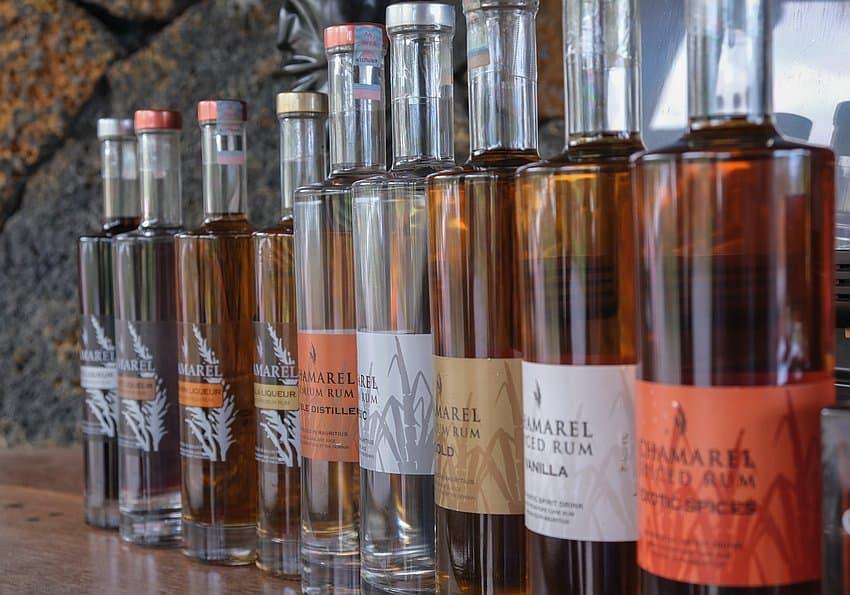 Rum Sorten