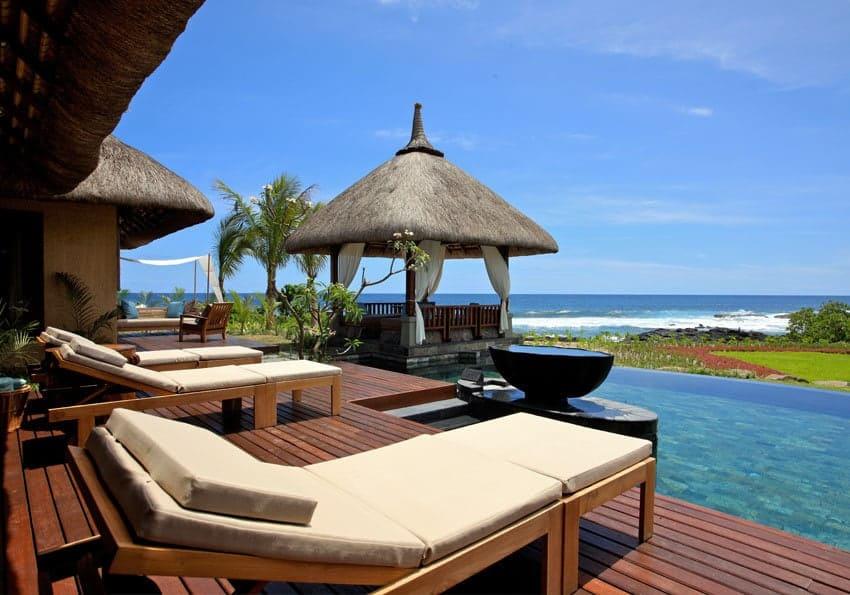 Shanti Maurice A Nira Resort- Poolvila