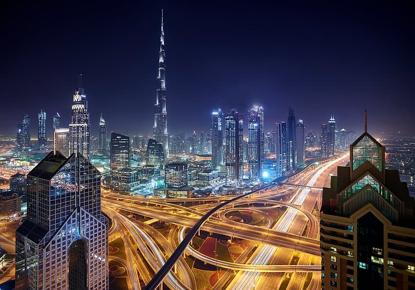 Sheikh Zayed Heute