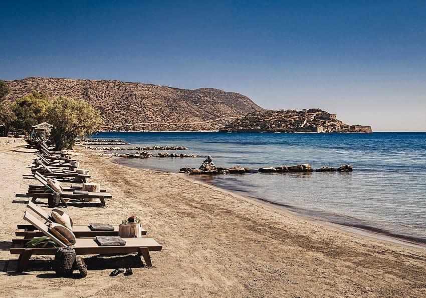 Strand Kreta Domes of Elounda