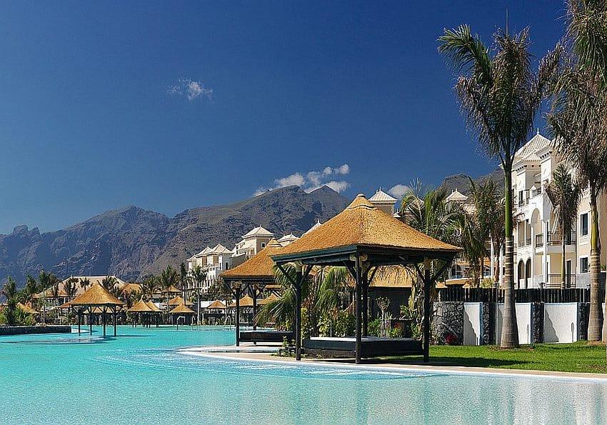 Teneriffa Swimmingpool