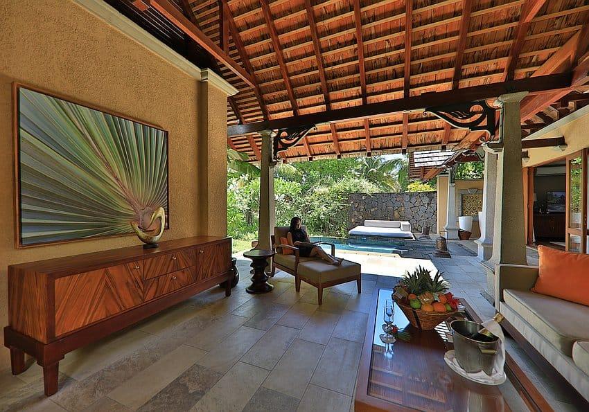 Terrasse Villa