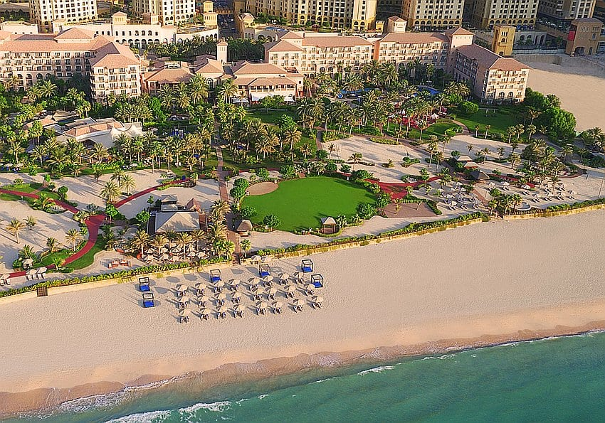The Ritz Carlton Dubai Resort
