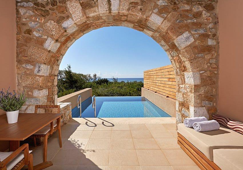 The Westin Resort Costa Navarino Premium Infinity Room Terrace