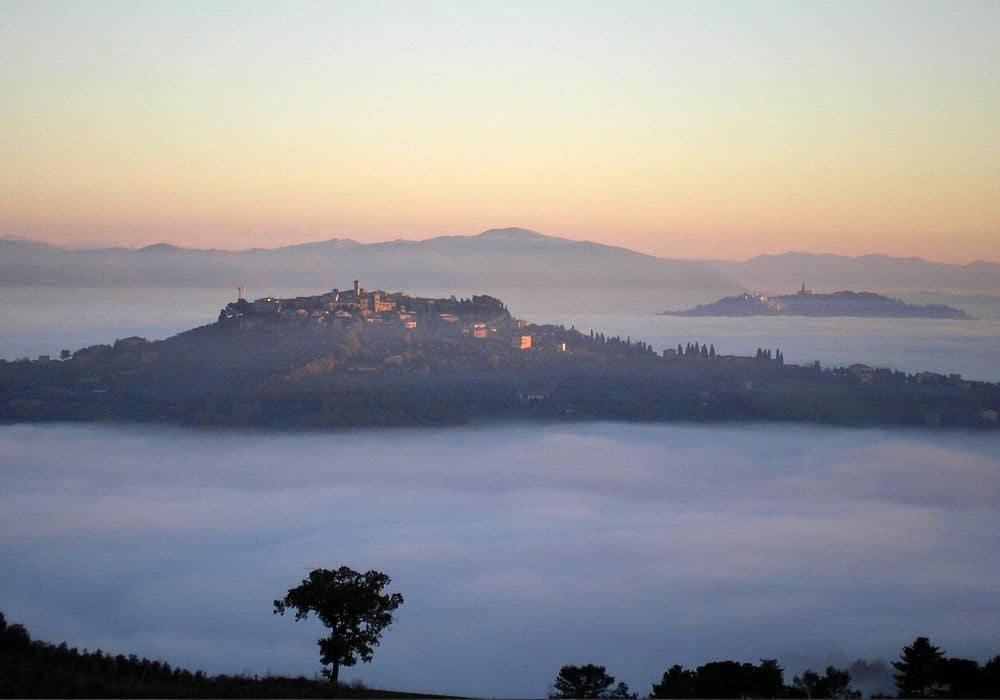 Umbrien Landschaft