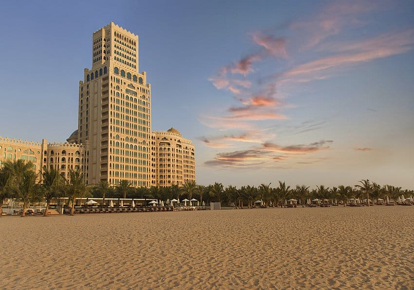 Waldorf Astoria Ras Al Khaimah Beach Side