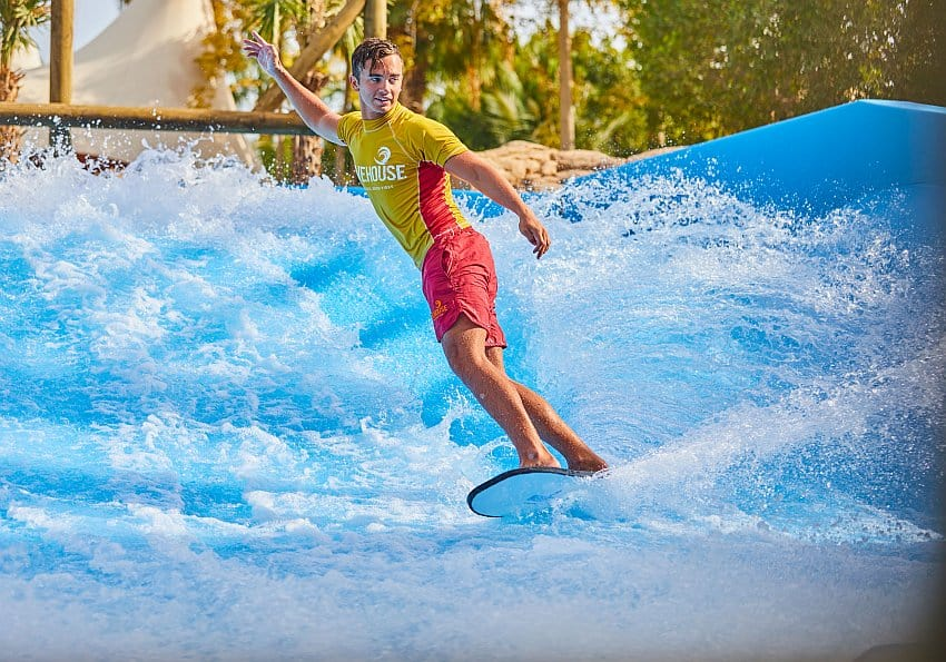 Wavehouse Waverider