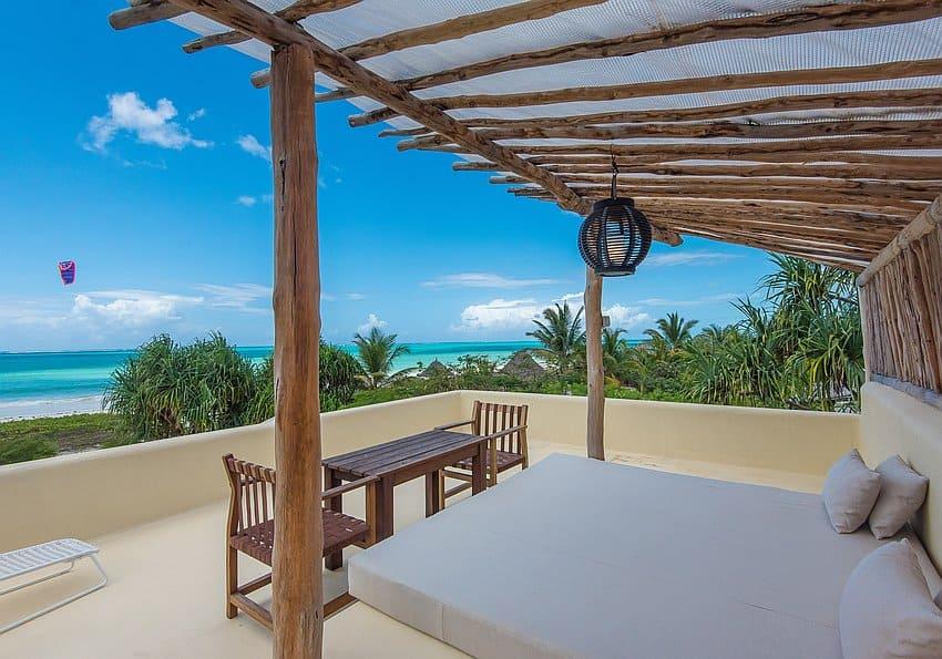 White Sand Balkon