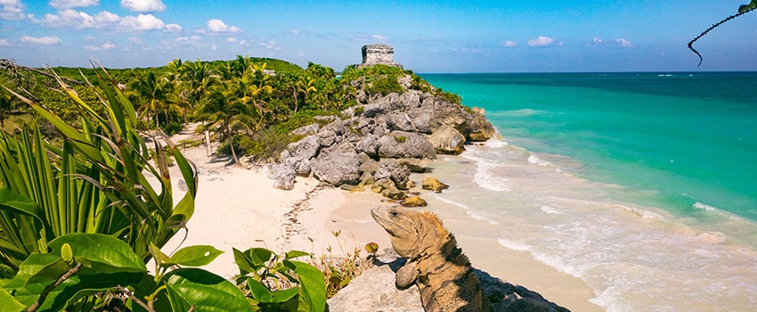 Yucatan Mexico Header