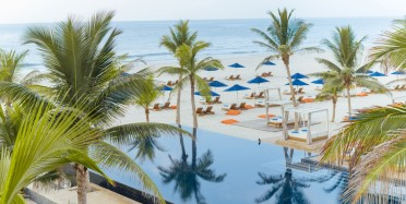 5* Al Baleed Resort Salalah by Anantara