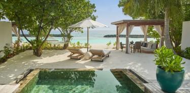 5* Fairmont Maldives Sirru Fen Fushi