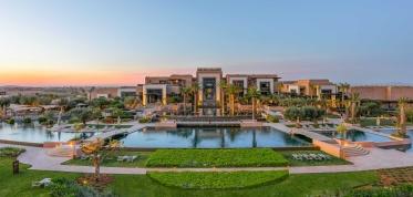 5* Fairmont Royal Palm Marrakech