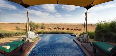 6* Al Maha Desert Resort & Spa