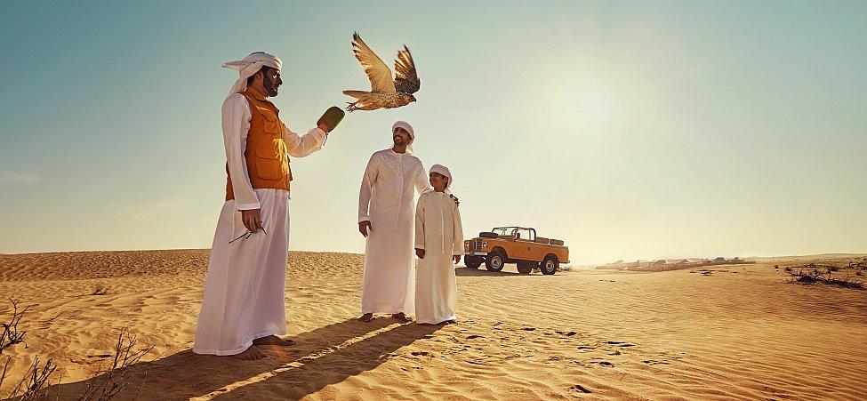 Abu Dhabi Bevölkerung