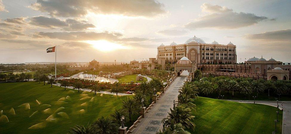 Abu Dhabi Emirates Palace