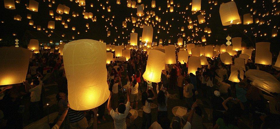 Feste Thailand