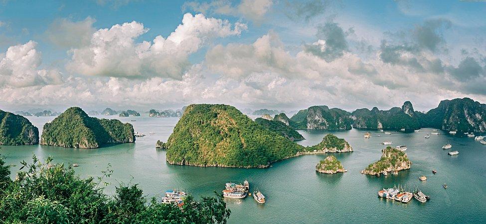 Ha Long Bucht Vietnam