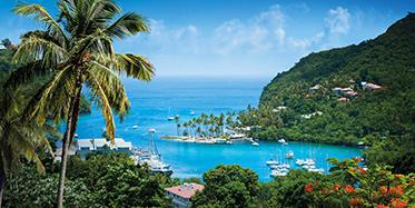 Hotels auf Saint Lucia