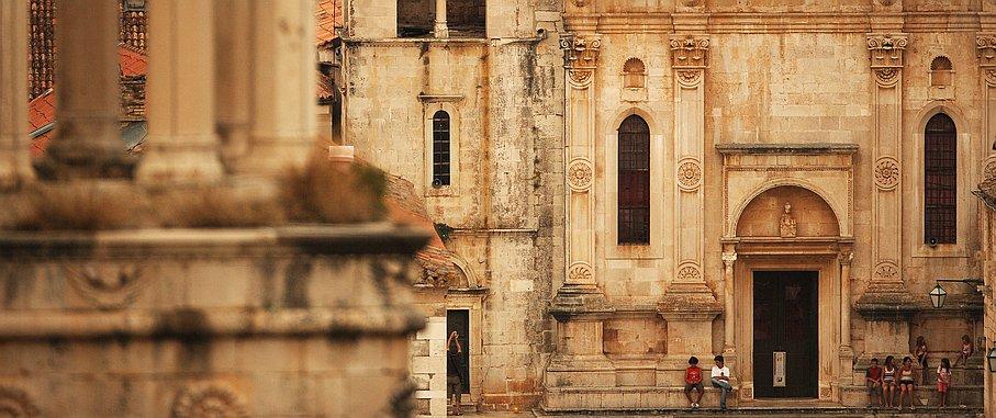 kathedrale Kroatien