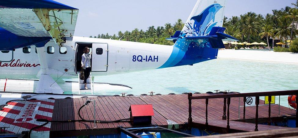 Malediven Einreise