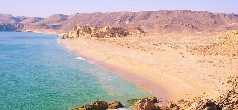 Oman Wetter