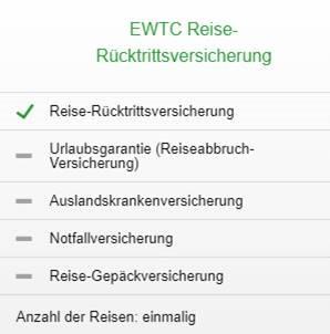 Reise-Ruecktrittsversicherung Hanse Merkur