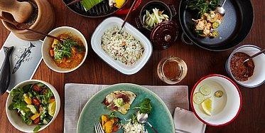 Six Senses Gastronomie