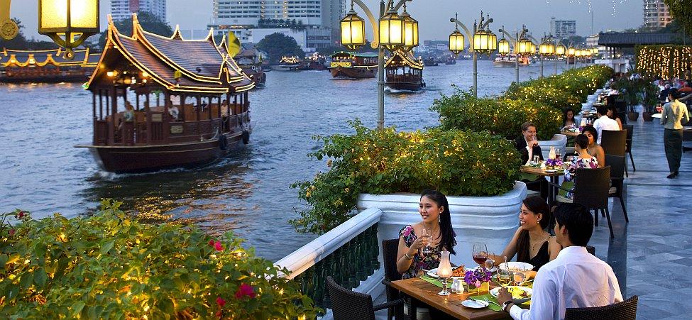 Thailand Bevölkerung