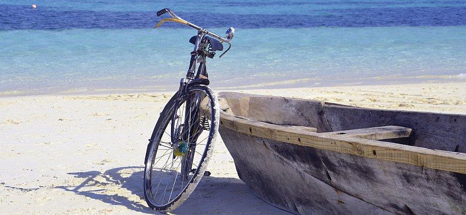 Sansibar Fahrrad