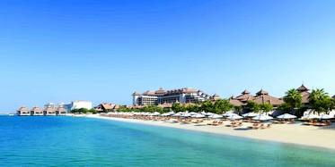 Hotels auf der Palm Jumereirah