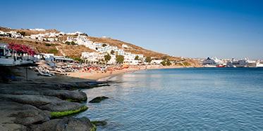 Hotels auf Mykonos