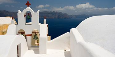 Hotels Santorin
