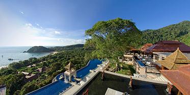Hotels in Südthailand