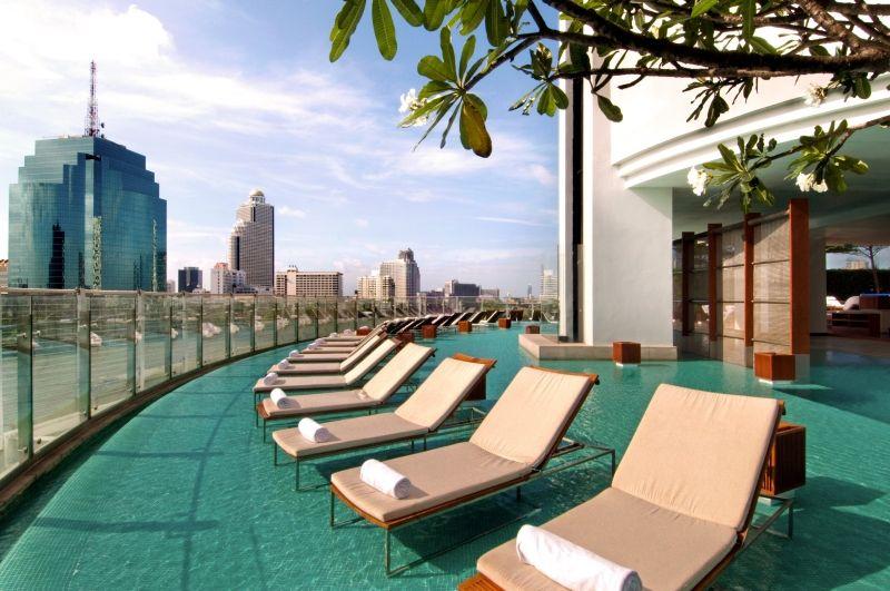 Exklusive bangkok hotels reisen ewtc for Exklusive hotels