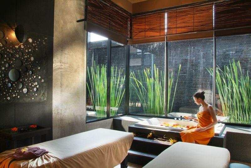 Spa ten for Design hotel spa