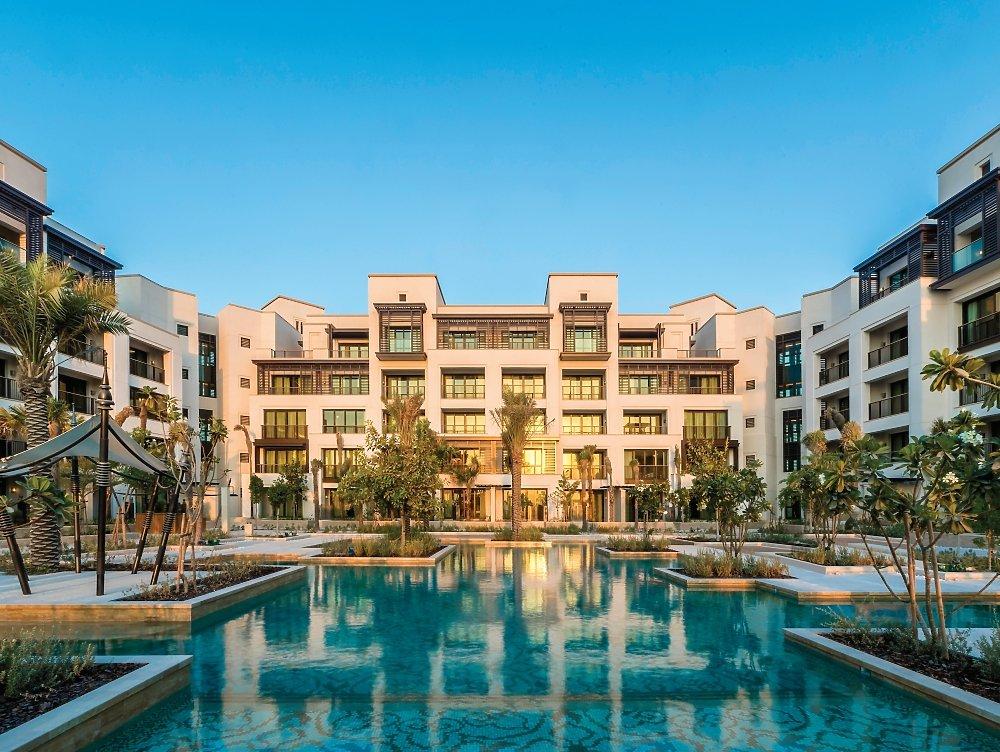 Marriott Hotels In Dubai Jumeirah Beach