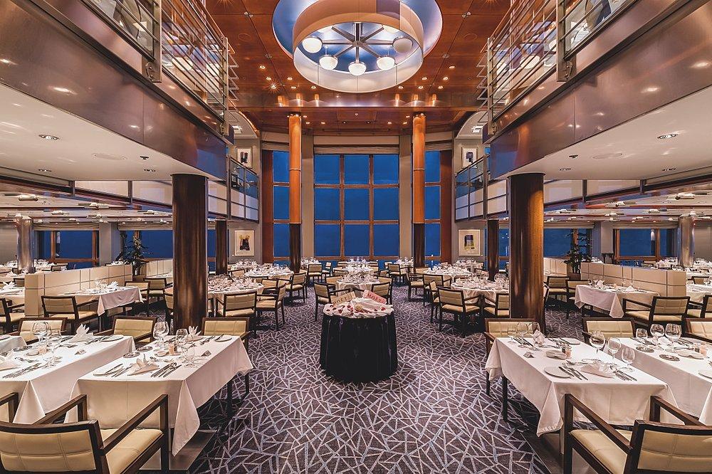 Mein schiff herz restaurants