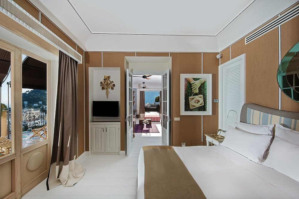 Capri Tiberio Palace (Capri) - Jetzt günstig buchen | EWTC