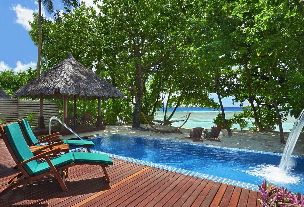 Hilton seychelles labriz resort spa seychellen jetzt for Villa de jardin mahe seychelles