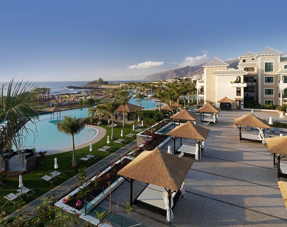 Melia Com De Hotels Spanien Teneriffa
