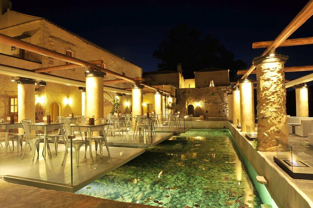 Kinsterna Hotel And Spa