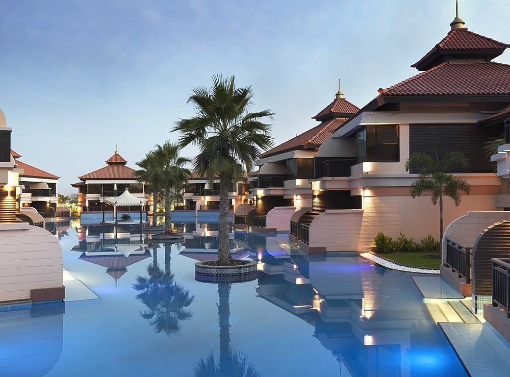 Anantara Dubai The Palm Resort Spa Palm Jumeirah Jetzt Gunstig