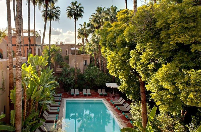 les jardins de la medina marokko hotelbewertungen ewtc. Black Bedroom Furniture Sets. Home Design Ideas