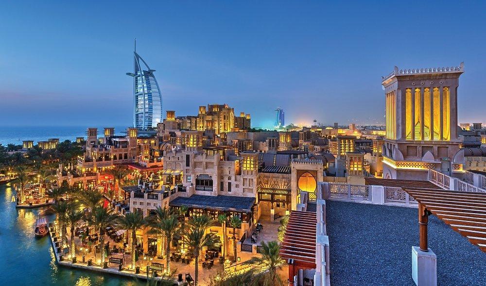Madinat Hotel Dubai Restaurants