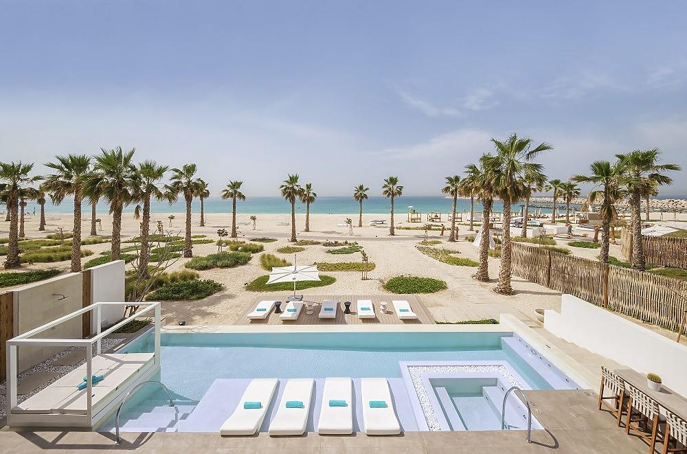 Nikki Beach Resort Spa Dubai Dubai Jetzt Gunstig Buchen Ewtc