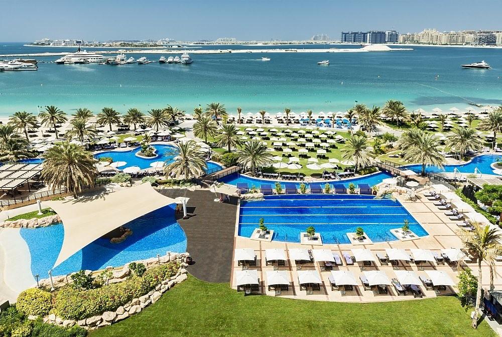 Westin Mina Seyahi Beach Resort