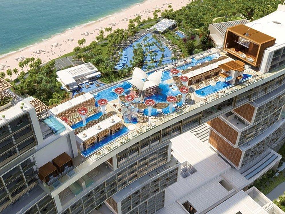 Dubai Luxury Hotels Atlantis