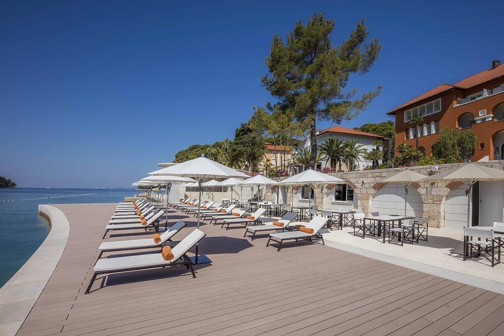 Boutique hotel alhambra kroatien jetzt g nstig buchen for Boutique hotel am strand