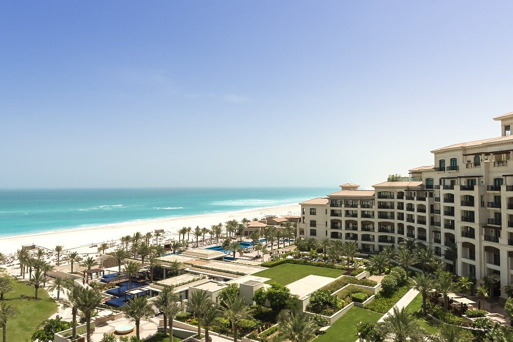 St Regis Hotel Saadiyat Island Abu Dhabi