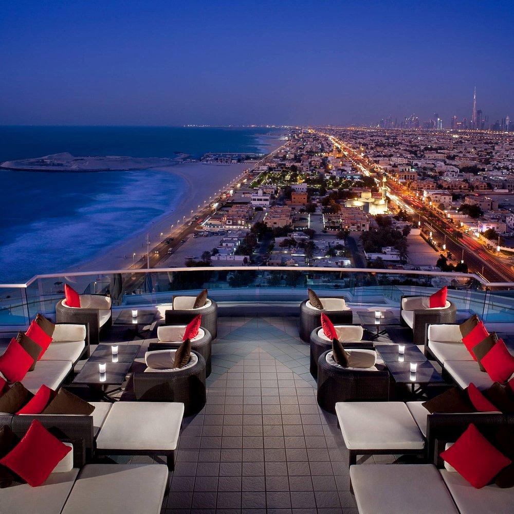 Uptown Bar Jumeirah Beach Hotel
